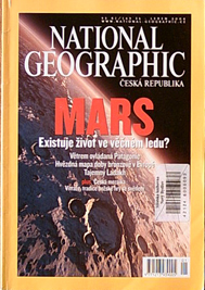 NATIONAL GEOGRAPHIC - leden 2004