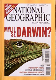 NATIONAL GEOGRAPHIC - listopad 2004