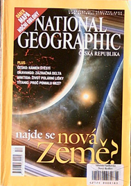 NATIONAL GEOGRAPHIC - prosinec 2004