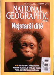 NATIONAL GEOGRAPHIC - listopad 2006