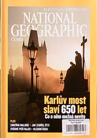 NATIONAL GEOGRAPHIC - červenec 2007